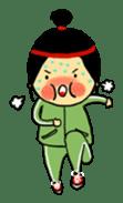 Putut's Daily Life sticker #5345452