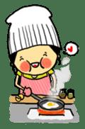 Putut's Daily Life sticker #5345454