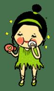 Putut's Daily Life sticker #5345461