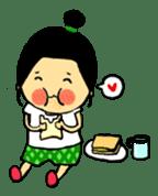 Putut's Daily Life sticker #5345462