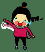 Putut's Daily Life sticker #5345467
