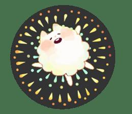 FLUFFY FRIENDS!(English ver.) sticker #5349302