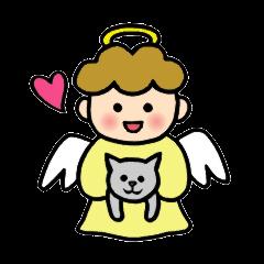 天使のマフィー