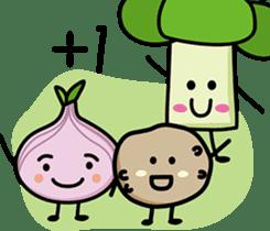 Vegetable Farm sticker #5358441