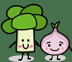 Vegetable Farm sticker #5358459