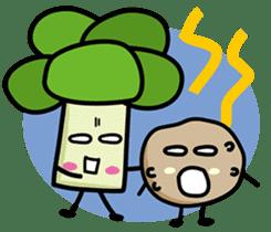 Vegetable Farm sticker #5358460