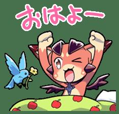 Granblue Fantasy Vol. 2: Vee sticker #5358557