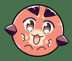 Granblue Fantasy Vol. 2: Vee sticker #5358572