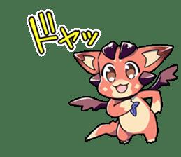 Granblue Fantasy Vol. 2: Vee sticker #5358578