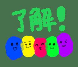 Crayon Five 2 sticker #5364439