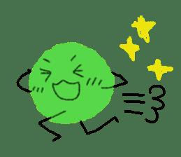 Crayon Five 2 sticker #5364454