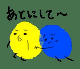Crayon Five 2 sticker #5364462