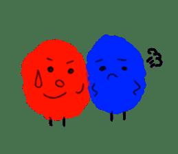 Crayon Five 2 sticker #5364464