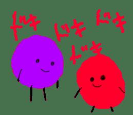Crayon Five 2 sticker #5364470