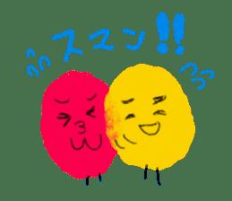 Crayon Five 2 sticker #5364471