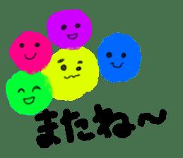 Crayon Five 2 sticker #5364475