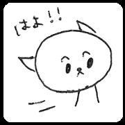 สติ๊กเกอร์ไลน์ otakucat2