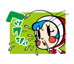 OH! SUPER MILK CHAN sticker #5374773