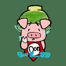 Mr. Don chan sticker #5379319