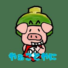 Mr. Don chan sticker #5379328