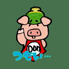 Mr. Don chan sticker #5379331