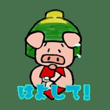 Mr. Don chan sticker #5379336