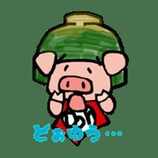 Mr. Don chan sticker #5379353