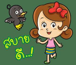 Lukthung Thai. sticker #5379716