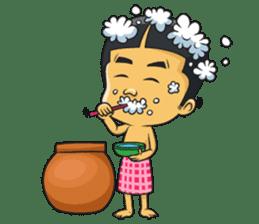 Lukthung Thai. sticker #5379739