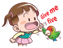 Cocoa & Curry 03 sticker #5381126