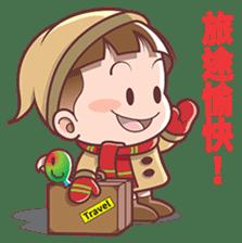 Cocoa & Curry 03 sticker #5381136