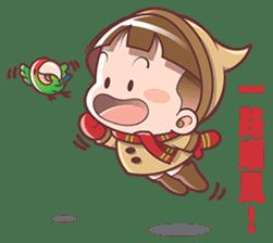 Cocoa & Curry 03 sticker #5381137