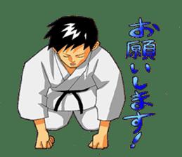 Osu! Karate-do sticker #5385280
