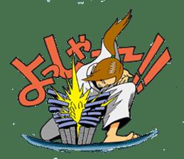 Osu! Karate-do sticker #5385285