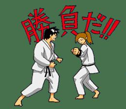 Osu! Karate-do sticker #5385286