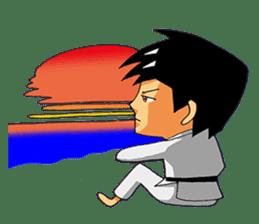 Osu! Karate-do sticker #5385311