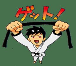Osu! Karate-do sticker #5385313
