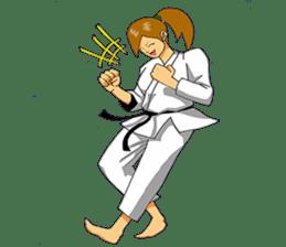 Osu! Karate-do sticker #5385315