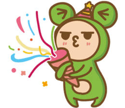 Cool guy,Gekochu sticker #5398811