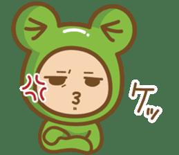 Cool guy,Gekochu sticker #5398821