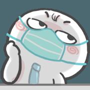 สติ๊กเกอร์ไลน์ N9: มนุษย์ ออฟฟิศ ชีวิต เพลีย