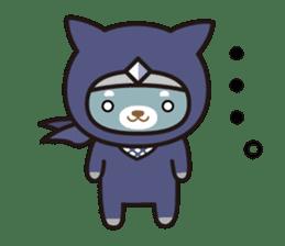 Ninja Wanko sticker #5401990