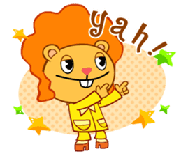Happy Tree Friends: Pretty style sticker #5407710