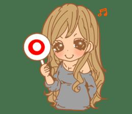 Girls 2 Daily Life sticker #5415666