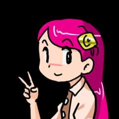 The VR Girl Ocu-tan