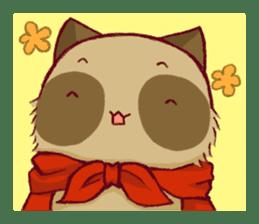 Traveler of Raccoon dog sticker #5431359