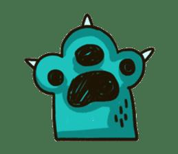 Monster of Cookie ! sticker #5433404