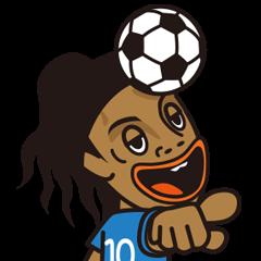 Ronaldinho -football-