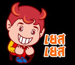 Daemon noid in the new social sticker #5455501