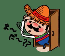 el borracho people sticker #5458791